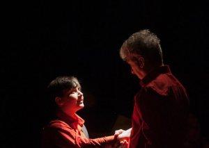 """Akademik Milli Dram Teatrında """"Bir, iki – bizimki!"""" tamaşasının premyerası olub"""