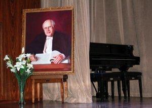 Rostropoviçin 91 illiyi ilə bağlı konsert keçirilib