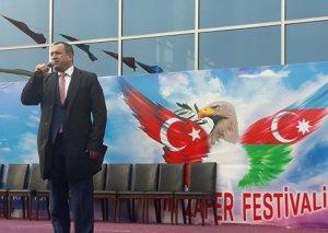 Bakıda Afrin Zəfər Festivalı keçirilib