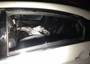 Bakıda sürücü maşını aşırdaraq hadisə yerindən qaçıb