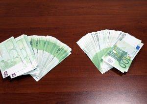 Bakıda İsveçrə vətəndaşı saxlanıldı - Çantasında külli miqdarda valyuta aşkar olundu