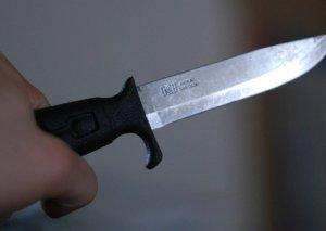 Bakıda bıçaqlanma olub