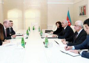 Azərbaycan-BP əlaqələrinin inkişafına dair müzakirələr aparılıb