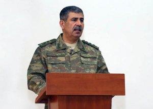 Zakir Həsənov: Ordunun şəxsi heyəti Ali Baş Komandanın hər bir əmrinin icrasına hazırdır və qadirdir