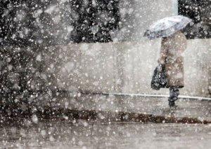 Rayonlarda yağış, qar yağacaq