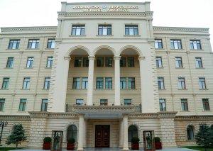 MN: Azərbaycan SQ-nin ermənilərin yük maşınını atəşə tutması yalandır