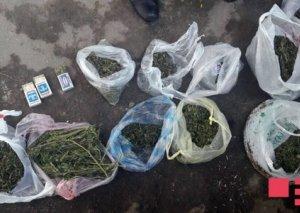 İrandan Azərbaycana narkotik keçirilməsinin qarşısı alınıb