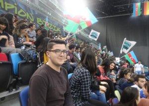 Azarkeş: Milli Gimnastika arenasında keçirilən yarışlar yaxşı və maraqlı təşkil olunub