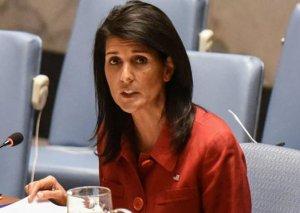 Nikki Heyli: Suriya ABŞ ilə danışıqlara layiq deyil