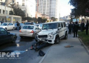 Ötən iki gündə yol qəzalarında 4 nəfər ölüb, 11 nəfər xəsarət alıb