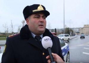 DYP rəisi cəzalandırıldı, polis serjantı işdən çıxarıldı