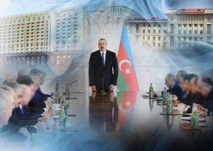 """Prezidentin 7 illik """"yol xəritəsi"""" açıqlandı:"""