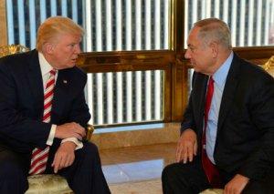 WSJ: Netanyahu Suriyaya hücumu Trampla razılaşdırıb