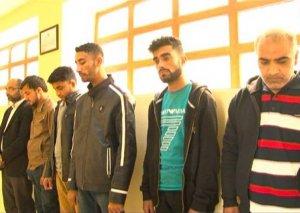 DMX: Altı nəfər qanunsuz miqrant saxlanılıb