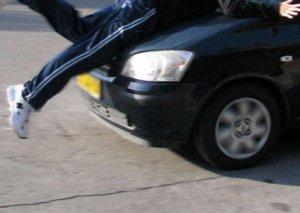 Bakı-Quba yolunda orta yaşlı kişini maşın vuraraq öldürüb