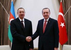 Türkiyə və Azərbaycan prezidentləri arasında görüş keçirilir