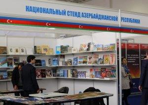 Astanada beynəlxalq kitab sərgisində Azərbaycan stendinə böyük maraq var
