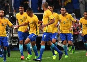 DÇ-2018: Braziliya millisinin heyəti açıqlandı