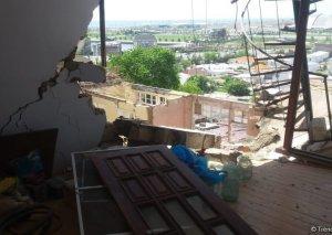 Bayılda evlərin dağılmasının ilkin SƏBƏBİ açıqlandı