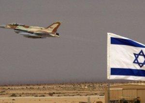 İsrail qırıcıları HƏMAS-ı bombaladı