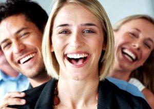 Gülüşün sağlamlığa müsbət təsiri