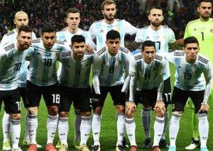 DÇ-2018: Argentina yığmasının yekun heyəti açıqlanıb