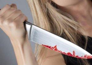 Paytaxtda gənc qız boğazına bıçaqla xəsarət yetirib