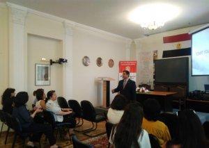 Respublika Gənclər Kitabxanası xarici əlaqələrini genişləndirir