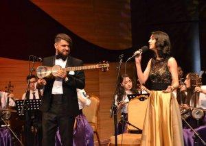 Beynəlxalq Muğam Mərkəzində Milli Kamera Ansamblının konserti keçirilib