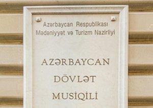 Osetiya Teatrının rəhbəri Musiqili Teatrın qonağı olub
