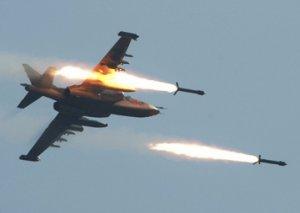 Koalisiya qüvvələri Suriyanı vurdu