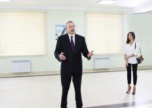 Azərbaycan Prezidenti: Bu il 20 min məcburi köçkün yeni evlərə köçəcək
