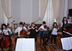 Azərbaycan Xalq Cümhuriyyətinin 100 illiyinə həsr olunmuş konsert keçirilib