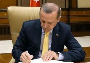 Türkiyə prezident Ərdoğan üç universitetə rektor təyin etdi