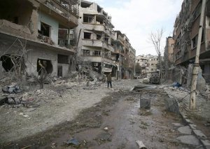 Suriyada sutka ərzində 300-dən çox insan öz evinə qayıdıb