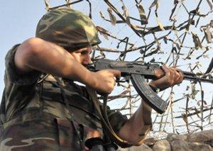 MN: Ermənistan silahlı qüvvələri Füzulidə taxıl sahəsində çalışan kombaynı atəşə tutub