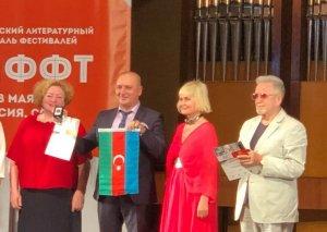 Festivallar Festivalının baş mükafatı Azərbaycana gətirildi