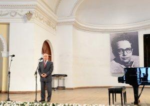 Qara Qarayevin 100 illiyinə həsr olunan gənc ifaçıların respublika müsabiqəsinə yekun vurulub