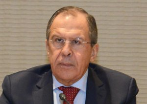 Lavrov Şimali Koreyanın paytaxtına gəlib