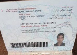 Heydər Əliyev Beynəlxalq Aeroportunda vizası saxta olan 3 əcnəbi saxlanılıb