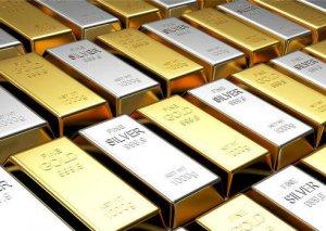 Ölkədə qızıl-gümüş bazarı ucuzlaşır