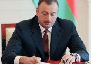 Azərbaycan prezidentinin yeni səlahiyyəti müəyyənləşib