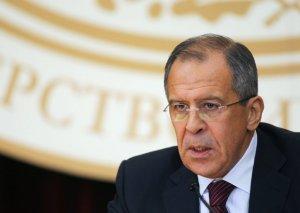 """Lavrov: """"Minsk qrupunun rusiyalı həmsədri heç vaxt deməyib ki, Dağlıq Qarabağ danışıqlar masasına qayıtmalıdır"""""""