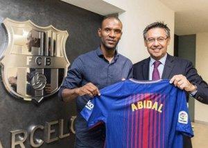 "Abidal ""Barselona""nın texniki direktoru oldu"