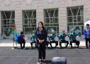 Azərbaycan musiqisi və rəqsləri Vaşinqtonun mərkəzində tamaşaçıları valeh edib