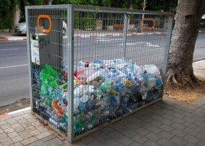 Nazirlik plastik tullantıların yığılması üçün konteynerlər sifariş verib