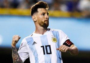 Messi milli karyerasından danışdı