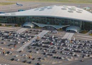 Heydər Əliyev Beynəlxalq Aeroportu beş ay ərzində 1,5 milyondan çox sərnişinə xidmət göstərib