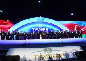 Əskişəhərdə yeni tarix yazıldı-TANAP-ın açılışı gerçəkləşdi