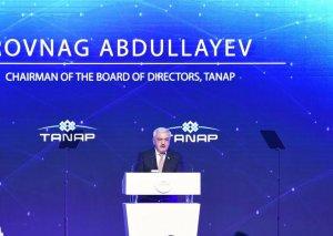 Rövnəq Abdullayev: Azərbaycan qazının birbaşa Avropa bazarlarına nəqli Türkiyənin geostrateji mövqeyini gücləndirəcək
